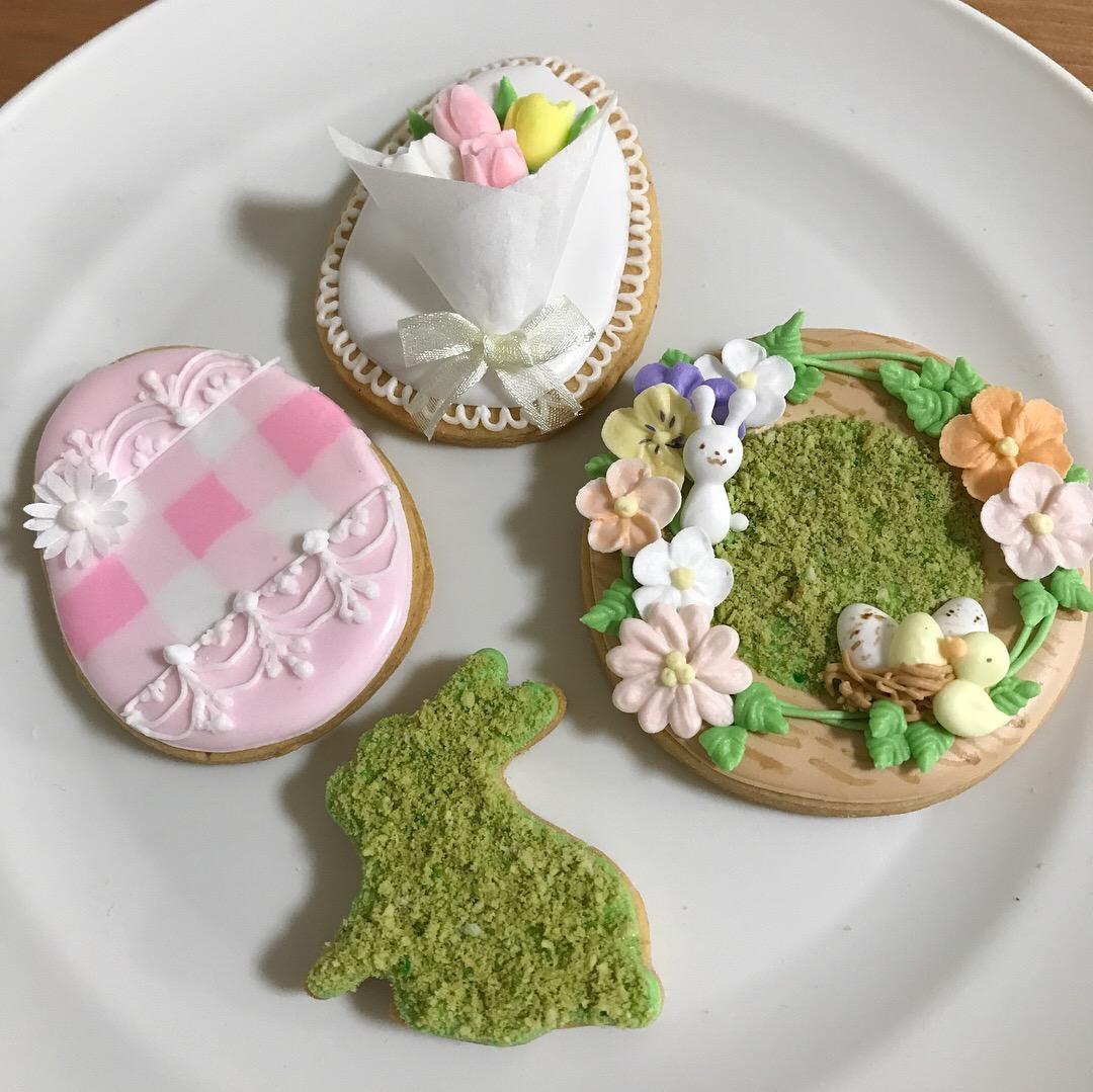 【レッスン】アイシングクッキーレッスン
