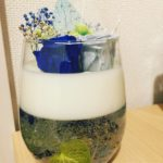【花】アロマワックスサシェ作成