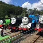 【静岡旅行2日目】トーマスに乗ってきたよ!子供も大人も大興奮!!